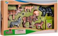 Обучающий игровой набор Wenno с QR-картой Животные Европы (WEU1704)