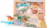 Обучающий игровой набор Wenno с QR-картой Динозавры Мелового периода (WRD1701)