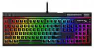 Клавіатура ігрова HyperX Alloy Elite 2 Red USB (HKBE2X-1X-RU/G) black