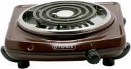 Настільна плита Термія ЕПТ 1-1 коричнева