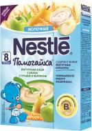 Каша молочна Nestle Помогайка 3 злаки з грушею і яблуком 7613033594694 200 г