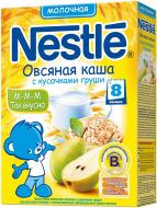 Каша молочная Nestle овсяная с кусочками груши 4606272031344 250 г