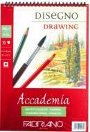 Альбом на спіралі Fabriano A5 14,8х21 см 200 г/м² 30 сторінок Accademia