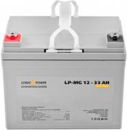 Акумулятор LogicPower AGM LPM-MG 12 - 33 AH