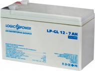 Акумулятор LogicPower LPM-GL 12 - 7 AH
