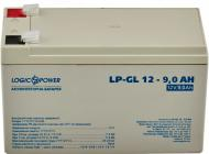 Акумулятор LogicPower LPM-GL 12 - 9 AH