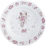 Тарілка десертна Рожеві сни 17,5 см Farn
