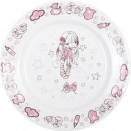 Тарілка десертна Рожеві сни 20 см Farn