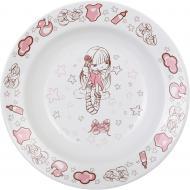 Тарілка глибока Рожеві сни 20 см Farn