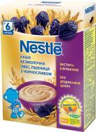 Каша безмолочна Nestle Помогайка овес, пшениця з чорносливом 8410100098647 200 г
