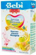 Каша молочна Bebi Фруктово злакове асорті 250 г
