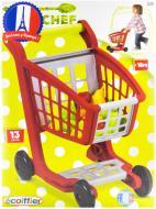Візок Ecoiffier Для супермаркету з продуктами харчування 1225