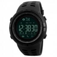 Умные часы Skmei Smart Clever Черные (01250)