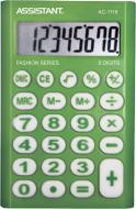 Калькулятор AC-1116 green Assistant