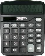 Калькулятор АС-2312 black Assistant