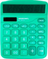 Калькулятор АС-2312 green Assistant