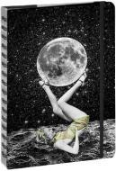 Блокнот Bohemia moon, A5 Uprofi plan