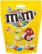 Драже M&M's з арахісом 125 г (5000159472531)
