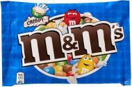 Драже M&M's Crispy з рисовими кульками 36 г (5000159304245)