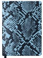 Щоденник 2019 WILD soft A6 датований блакитний Buromax