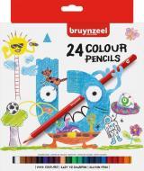 Набір олівців 24 кольори Bruynzeel Bruynzeel