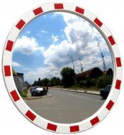 Зеркало сферическое d600 со световозвращающей пленкой 1005