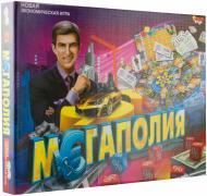 Игра настольная Danko Toys Мегаполия DT G6