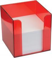 Бокс для паперу E32601-03 червоний Economix