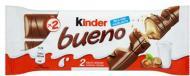 Шоколадний батончик Kinder Bueno Т2х30 43 г (0000080052760)