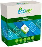 Таблетки для ПММ ECOVER Classic 952008 25 шт.