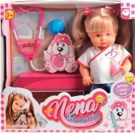 Лялька Bambolina Нена-лікар з аксесуарами 36 см BD382-50SKDRU