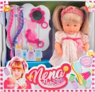 Лялька Bambolina Нена-маленький стиліст з аксесуарами 36 см BD388-50SUA