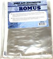 Набір файлів 100 шт. A4 глянцеві R880436 Romus