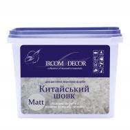 Декоративна фарба Ircom Decor Китайский шовк 0,8 л