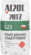Шпаклівка Alpol 2 в 1 Putz AG S23 10 кг