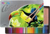 Олівці кольорові Artist 36 шт. 83270PTR Colorino