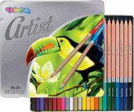 Олівці кольорові Artist 24 шт. 83263PTR Colorino