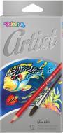 Олівці акварельні Artist 12 шт. 65528PTR Colorino
