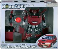 Робот-трансформер RoadBot Redbot Mitsubishi Evolution VIII 50100 r