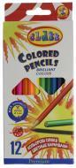 Олівці кольорові Premium 12 шт. 1612 CLASS