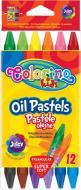 Пастель олійна Colorino 32636PTR 12 кольорів
