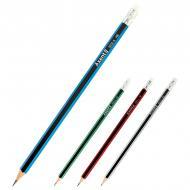 Олівець графітний 9002-A НВ 14512 в асортименті Axent