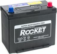 Акумулятор автомобільний Rocket  SMF NX100-S6LS 45А 12 B 85512  «+» праворуч