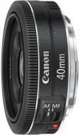 Об'єктив Canon EF 40mm f/2.8 STM
