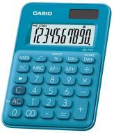 Калькулятор 10-розрядний MS-7UC-BU-S-EC Casio