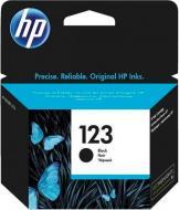Картридж HP 123 DJ 2130 F6V17AE чорний
