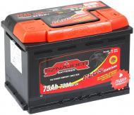 Акумулятор автомобільний SZNAJDER L3 75А 12 B «+» праворуч