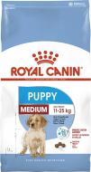 Корм Royal Canin для цуценят MEDIUM PUPPY 4 кг