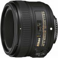 Об'єктив Nikon 50 mm f/1.8G AF-S NIKKOR