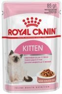 Корм Royal Canin Kitten Instinctive у соусі 85 г